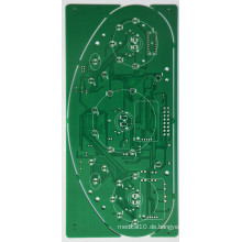 Elektronische Komponenten montieren Leiterplatte