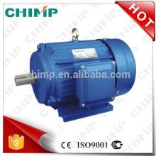 Motor elétrico assíncrono trifásico da embalagem do ferro fundido da série 37kW do CHIMP Y2