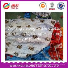 Оптовая Китай мода стоковые ткани полиэфира для простыни