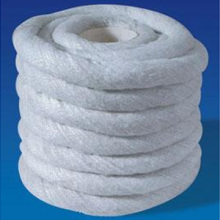 Ceramic Fiber Twisted Rope With And Without SS Wire