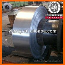 317L bande d'acier de précision de haute qualité