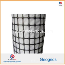 Geogrid Composite Non Woven Fabric Geocomposite Drainage