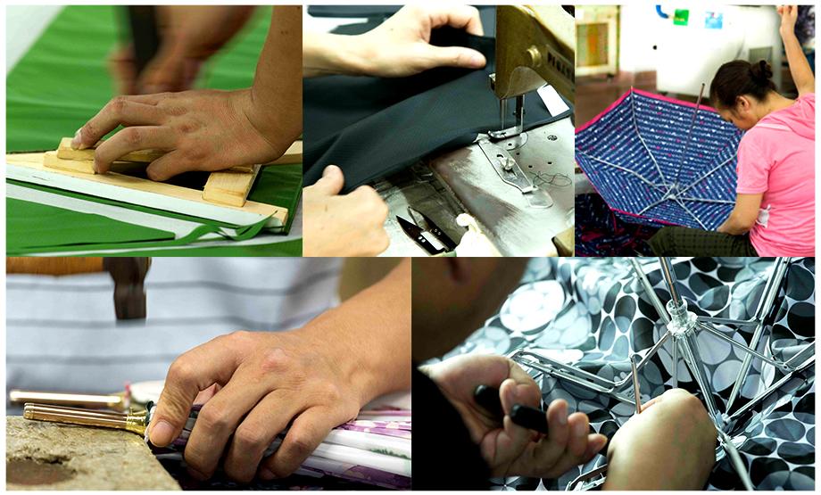 folding umbrella manufacturers
