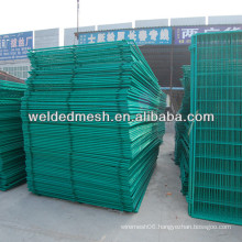 Good quality PVC coated galvanized fence netting/ 3 D fence (SGS certificate & ISO9001)