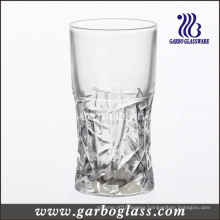 9oz Leaf Glass Tumbler (GB040109JC)