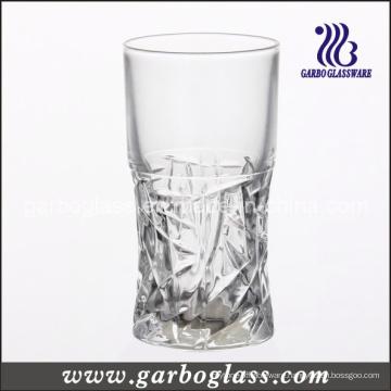 9oz Leaf Glass Tumbler (GB040109JC)