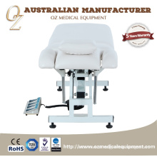 TUV Approved TOP QUALITY BEST PRICE Motorized Examination Table Treatment Couch Podiatry Chair Wholesale