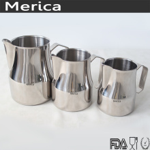750ml / 500ml / 350ml Aço Inoxidável Latte Arte Milk Frothing Pitcher