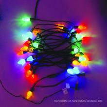 Luzes LED cintilantes