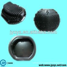 Shenzhen oem précision coulée industrielle en aluminium dissipateur de chaleur