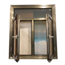 8mm double tempered glass aluminium windows and doors aluminium works size customized aluminium windows price  in pakistan