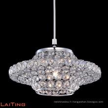 2016 lustre moderne pour pendentif lumière lustre en cristal pas cher