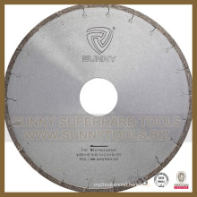 Premium Design Diamond Saw Blade for Cutting Microcrystal Sunny-Fz-02
