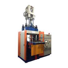Primero en la primera máquina de moldeo por inyección de caucho vertical (KSU-300T)