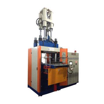 Machine de moulage par injection verticale en caoutchouc (KSU-300T)