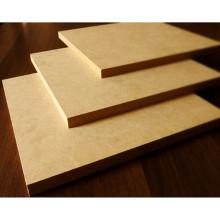 1830X3660mm Деревянное волокно Сырье Простые MDF 16mm