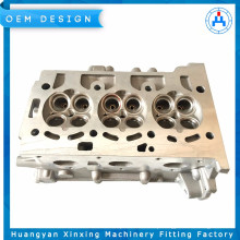 China OEM Manufacturer Aluminum Cylinder Head
