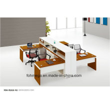 Wooden Office Furniture Office Partition for Workstation