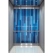 Petits ascenseurs de passager de grande vitesse de salle des machines CEP5000