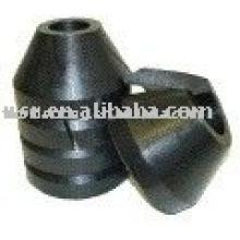 Caoutchouc de champ pétrolifère cône or Flake Split d'emballage