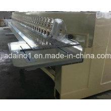 443 Cabeza máquina de bordado plana con cuerpo pesado