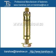 Stahl verzinkter Keil-Expansions-Anker M6-M16 Anker