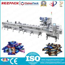 Schokoladenkissen Typ Verpackungslinie (RZ-660)