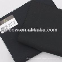 Super110 hecho a medida lana suiting tela al por mayor