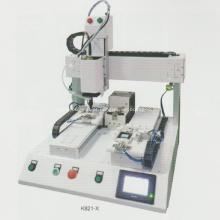 Maquinaria automática do parafuso do robô do Desktop