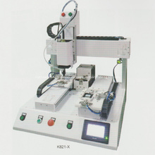 Настольный робот с автоматическим винтом