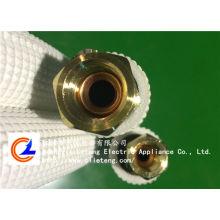 Anti UV PE Film HVAC Copper Tubing for Air Conditioner / Refrigeration 8mm Outside Diameter