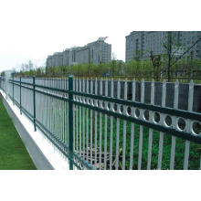 2015 Hot Sale Zinc Steel Fence