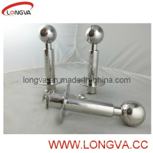 Stainless Steel Cip Rotary Spray Ball