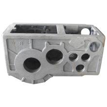 Caja de engranajes de fundición de hierro dúctil personalizada de Shell Casting