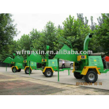 Wood Chipper with diesel engine(CE)