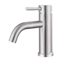 YL20011 contemporary Ceramic Cartridge Stainless Steel Water Tap Faucet