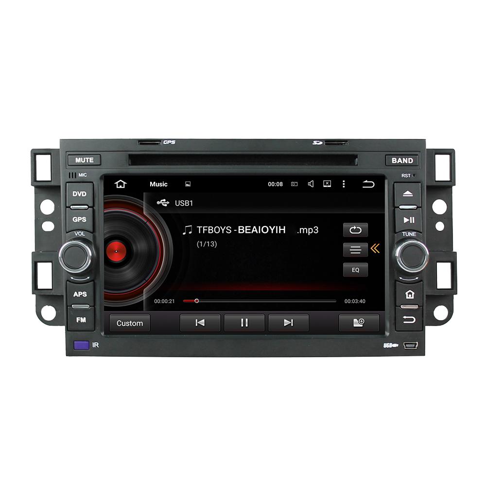 Car Dvd Player for Chevrolet Aveo & Epica & Captiva