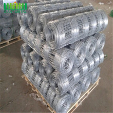 factory cheap galvanized wire grassland filed fence