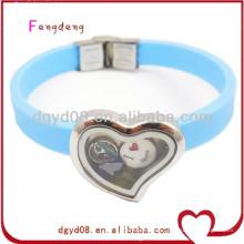 Dernière vie bracelet médaillon vivant en gros / bracelet bracelet