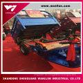 Drei Wheeler 850 * 1200mm Fracht Elektro Trike Dreirad für Erwachsene