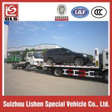 Dongfeng Dolika platform wrecker truck