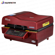 Sunmeta Fabrik direkten Versorgung 3d Sublimation Vakuum Hitze Presse Maschine