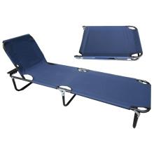 Cama plegable de aluminio para ejército y camping (SP-170)