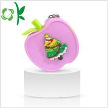 Silicone Creative Coin Purse for Support Various Customized