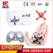 Cheerson CX-10 Upgrade Version SJY-CX-10SE Mini Drone 4CH 6-Axis 3D Flips RC Quadcopter With LED Lights RTF Quadcopter
