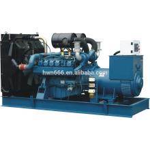 75kw Shangchai motor generador con potencia de tipo dosel por modelo del motor SC4H115D2