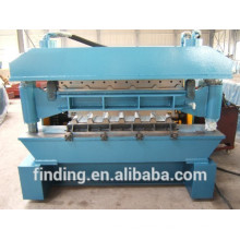 Double Layer Metal Profile Floor Decking Roll Forming Machine