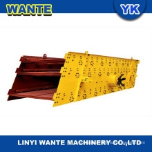 Mining equipment 2015 hot selling linear/rotary vibrating screen
