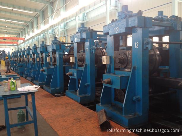 HG165 tube mill