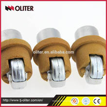 popular disposable immersion molten steel liquids aluminum foundry samplers tip